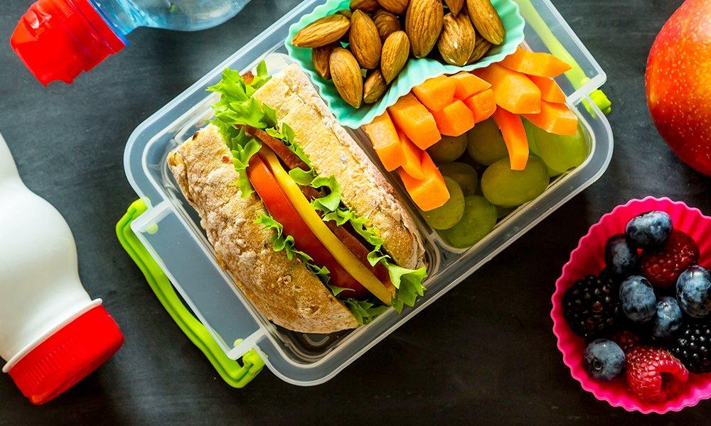 La lunch box